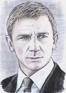 Daniel Craig par wu-wei